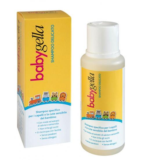 Shampoo Delicato Neonati e Bambini Babygella