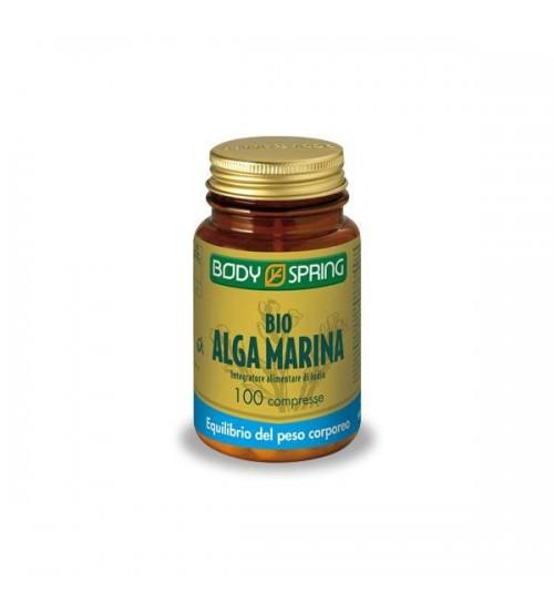 Body Spring Bio Alga Marina Integratore per Dimagrire