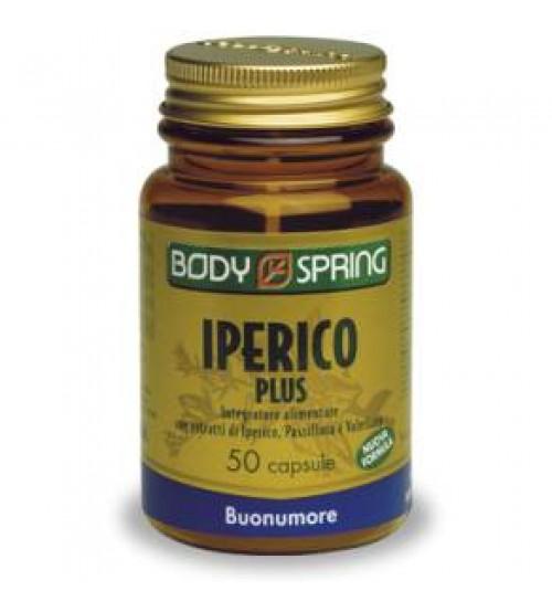 Integratore Body Spring Iperico Plus