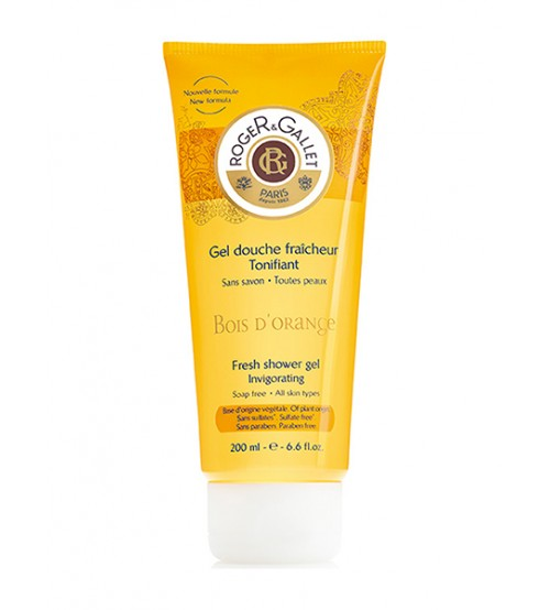 Gel Doccia Bois D'Orange Roger&Gallet
