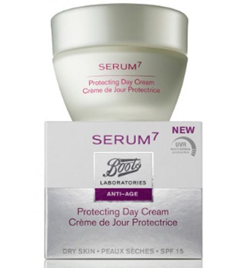 Serum7 Crema Giorno Protettiva Pelli Secche