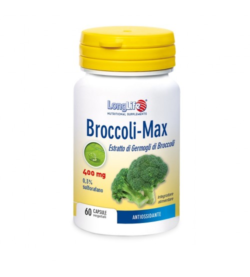 LongLife Integratore di Broccoli