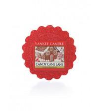 Yankee Candle Candy Cane Lane Tartine per bruciatore
