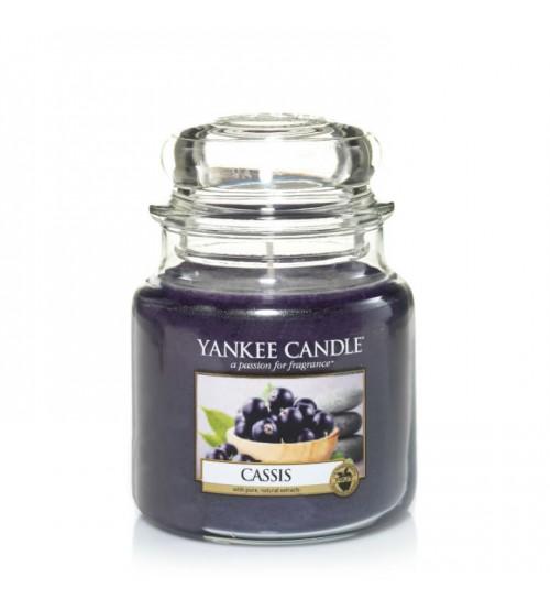 Yankee Candle Cassis Giara Media