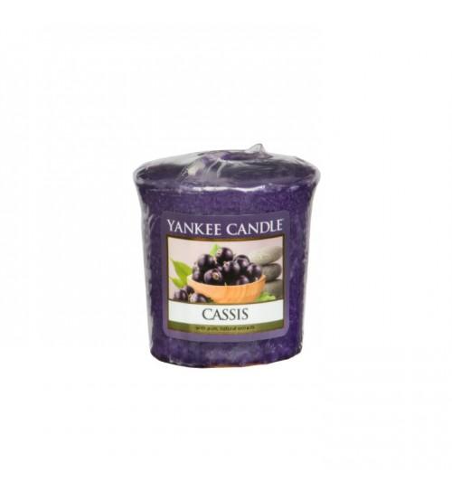 Yankee Candle Cassis Sampler Votivo
