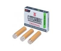 Categoria Original 3 Filtri senza nicotina aroma tabacco