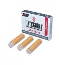 Categoria Original 3 Filtri nicotina 2,4%, aroma tabacco forte