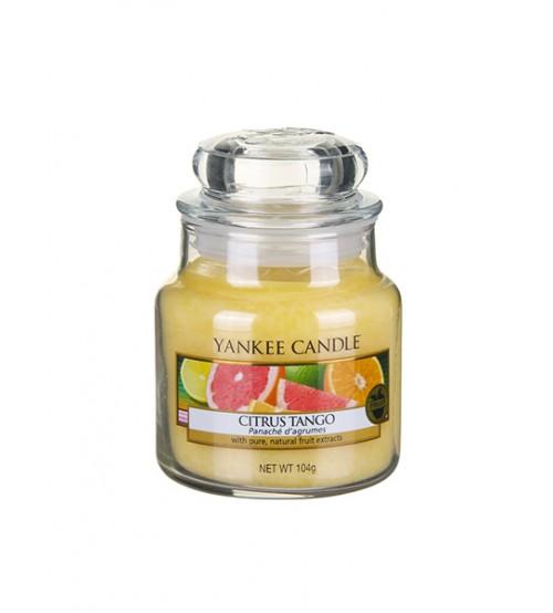 Yankee Candle Citrus Tango Giara Piccola