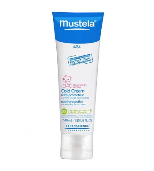 Crema Viso Nutri-Protettiva Cold Cream Mustela