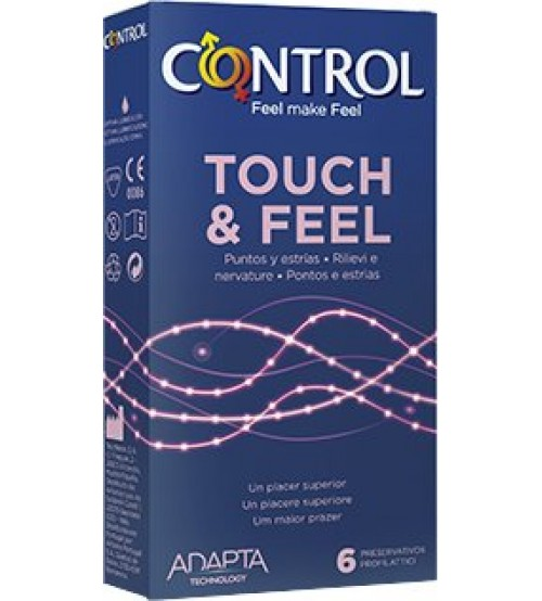 Preservativi Control Touch and Feel