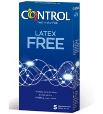 Preservativi senza lattice Control Latex Free