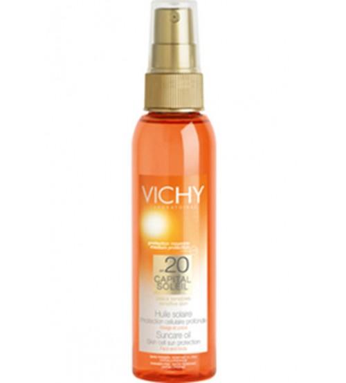 Abbronzante Vichy Capital Soleil Olio SPF20