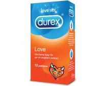 Preservativi Durex Love