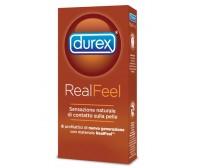 Preservativi Durex Real Feel