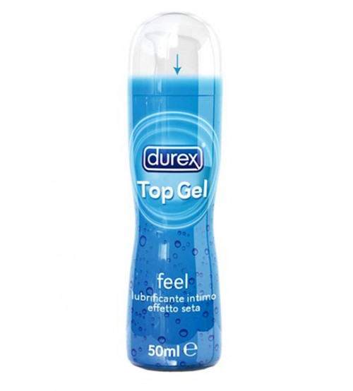 Lubrificante Intimo Top Gel Feel Durex