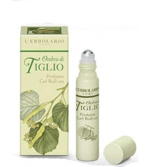 Profumo Gel Roll-on Ombra di Tiglio L'Erbolario