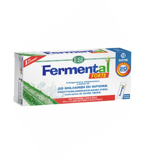 Esi Fermental Forte Integratore orosolubile
