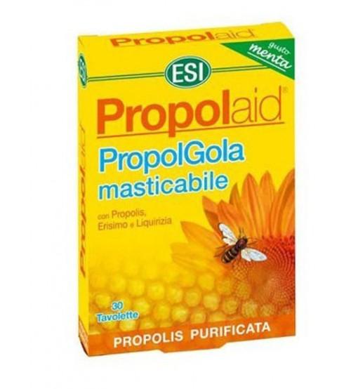 Esi Propolaid Propolgola masticabili gusto menta