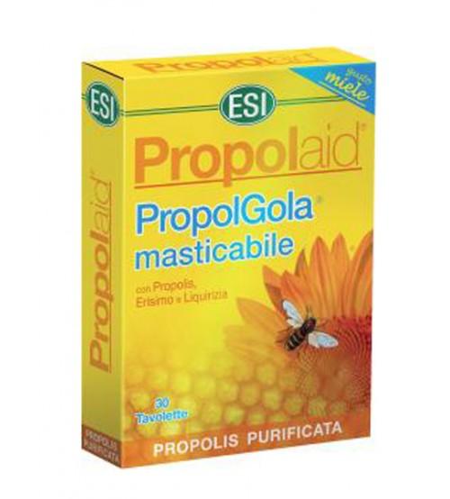 Esi Propolaid Propolgola masticabili gusto miele