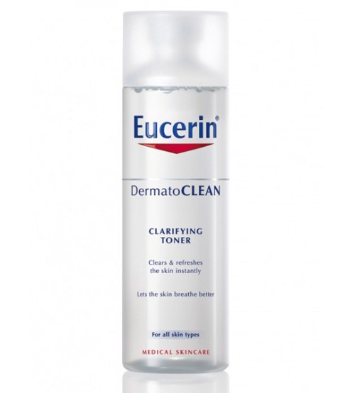 Eucerin DermatoClean Tonico Rivelatore di Luminosità