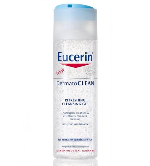 Gel Detergente Rinfrescante Eucerin DermatoClean