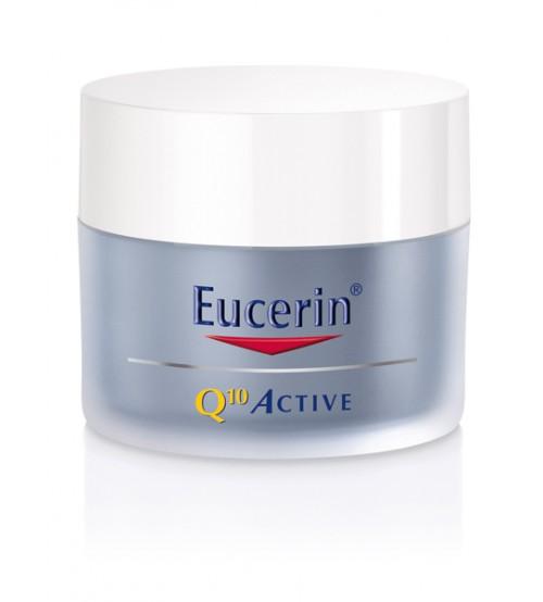 Eucerin Q10 Active Crema Antirughe Notte