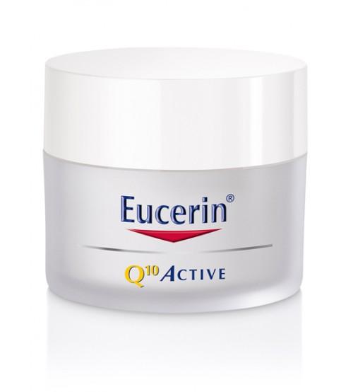 Eucerin Q10 Active Crema Antirughe Giorno