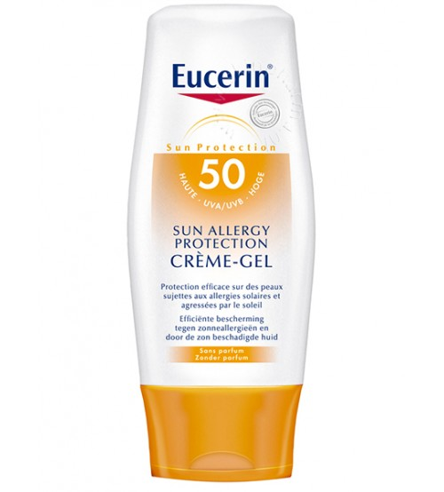 Eucerin Allergy Protection Sun Creme-Gel SPF50