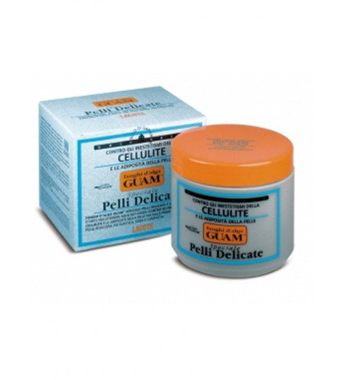 Fanghi d'alga Guam Anticellulite Speciale Pelli Delicate