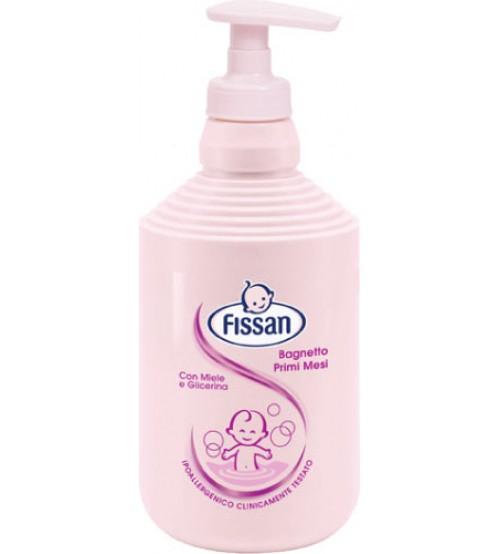Bagnetto Primi Mesi Fissan Baby 400 ml