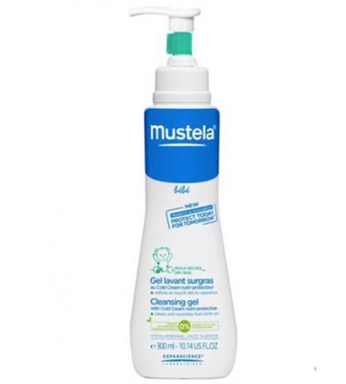 Gel Lavante Nutri-Protettivo alla Cold Cream Mustela