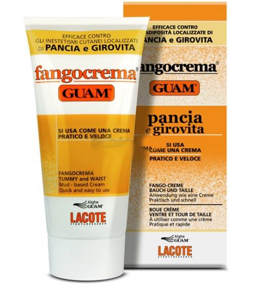 Guam fango crema anticellulite Pancia e Girovita