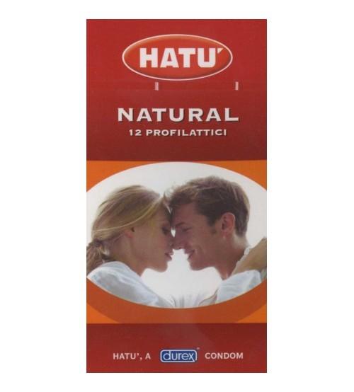 Preservativi Hatu Natural 12 pz