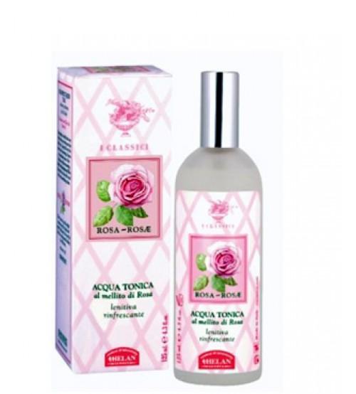 Acqua tonica viso e corpo Helan Rosa-Rosae