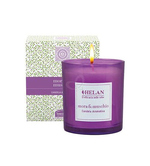 Candela aromatica Mora & Muschio Helan