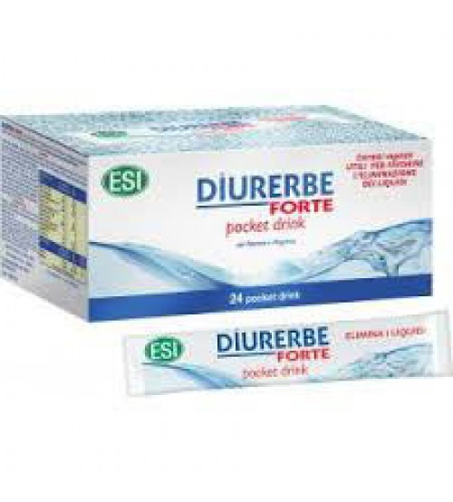 Integratore alimentare Diurerbe Forte Pocket Drink Esi