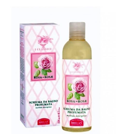 Shampoo doccia gel profumato Helan Ortensia e Fico