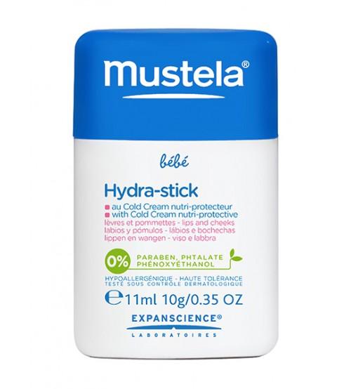 Hydra-Stick Nutri-Protettivo alla Cold Cream Mustela