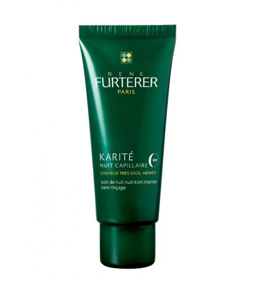 Trattamento capelli notte Karité René Furterer