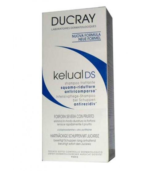 Ducray Kelual DS Shampoo Dermatite Seborroica