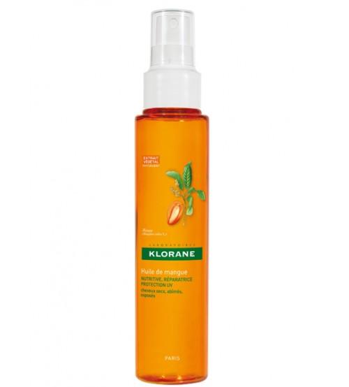 Klorane Olio di Mango nutritivo con filtro UV
