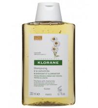 Shampoo Illuminante alla Camomilla Klorane