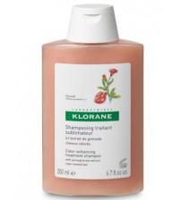 Klorane Shampoo Fissante del colore al Melograno