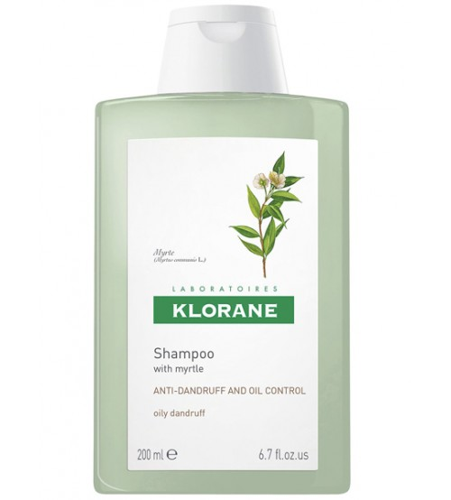 Shampoo Trattante Forfora Grassa Klorane
