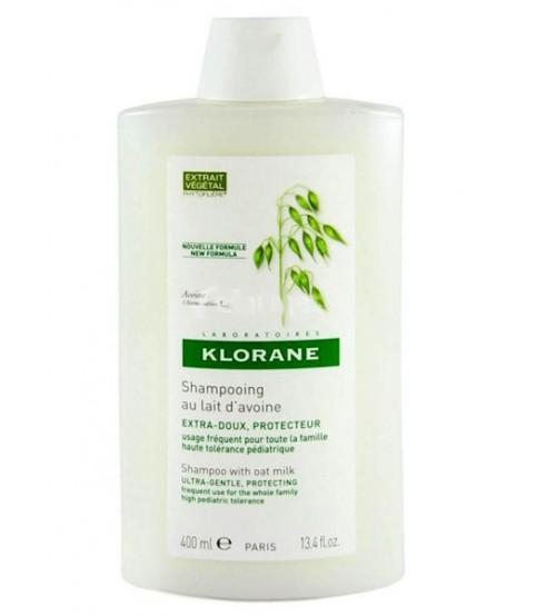 Shampoo idratante extradolce al latte d'avena Klorane