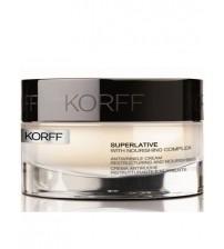 Korff Superlative Crema Antirughe Ristrutturante Nutriente