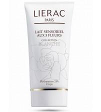 Latte Corpo Sensoriel ai 3 fiori bianchi Lierac