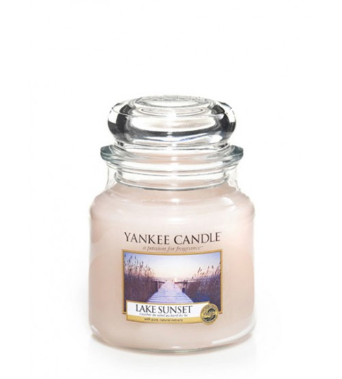 Yankee Candle Lake Sunset Giara Media