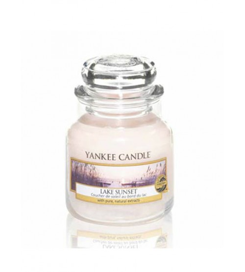 Yankee Candle Lake Sunset Giara Piccola