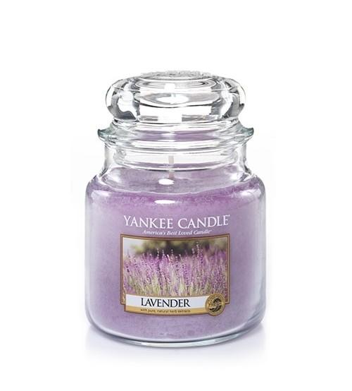 Yankee Candle Lavender Giara Media